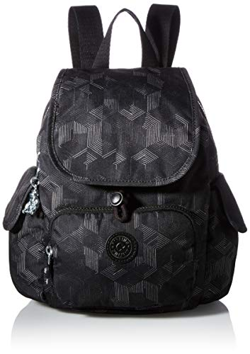 Kipling Damen City Pack Mini Daypacks, Geheimnisvolles Gitter, One Size