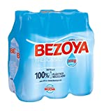 Bezoya - Agua Mineral Natural - Pack 6 x 50 cl