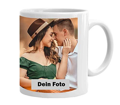 - Tasse selbst mit eigenem Foto gestalten und Bedrucken (Fototasse) Zwei Werktagen versandbereit