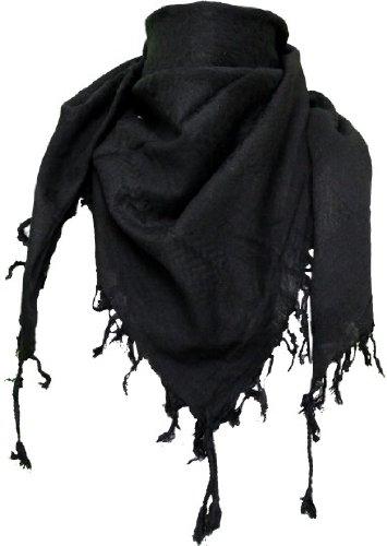 PLO-Tuch schwarz/schwarz
