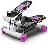 Mute Home Stepper Stove Pipe Máquina de pérdida de Peso Equipo de Fitness Mini Cinta de Correr multifunción Máquina de Ejercicio Pérdida de Peso