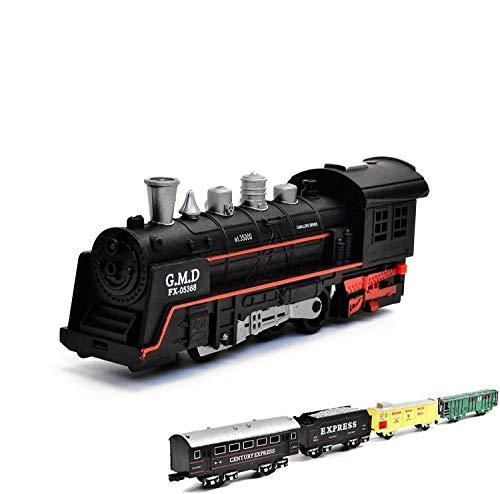 HSP Himoto Ferrocarril eléctrico de Navidad Santa Claus Starter Set tren, vapor,...