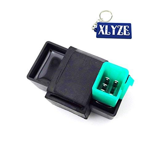 xlyze 5 Pin AC Ignition CDI Box pour 50 cc 70 90 110 cc 125 cc Chinese Pit Dirt Bike Ogawa ATV Quad 4 Wheeler