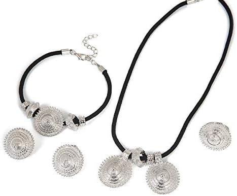 Ethiopian silver jewellery _image2