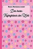 Dieses Notizbuch gehört der besten Flugbegleiterin der Welt: blanko Notizbuch | Journal | To Do Liste für Flugbegleiter und Flugbegleiterinnen - über ... Notizen - Tolle Geschenkidee als Dankeschön