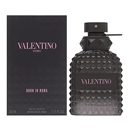 Valentino Uomo Born In Roma Etv, 50Ml, Pack de 1