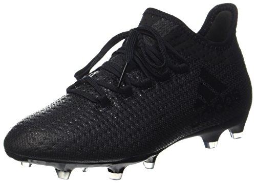 adidas adidas Herren X 17.2 FG S82323 Fußballschuhe, Mehrfarbig (Core Black/core Black/Utility Black F16), 42 EU