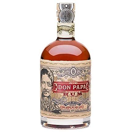 Don Papa Rum - Ron, 40% alc/vol, 70 cl