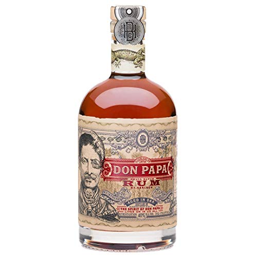 Don Papa Rum - Ron, 40% alc/vol, 70 cl