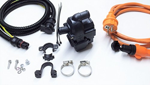 Standheizung/Motorvorwärmer/Motorvorwärmung OWL-1S 1,1KW 80°C OWLHeizer