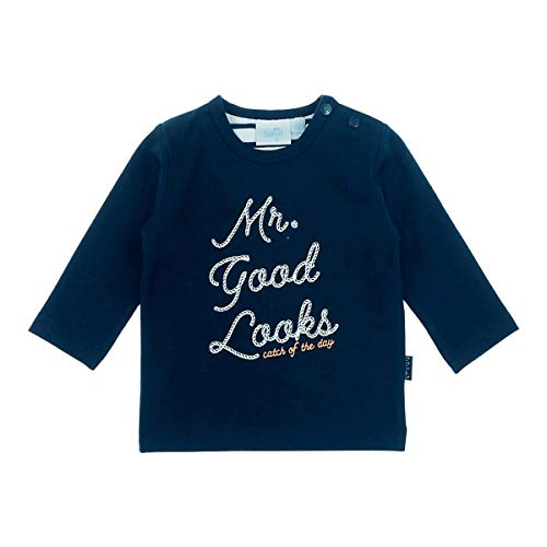 Feetje T-shirt à manches longues Mr. Good Looks top bébé vêtements bébé, marine