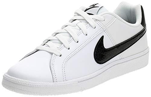 Nike Women's Court Royale Shoe, Zapatillas de Gimnasia para Mujer, Blanco (White/Black...