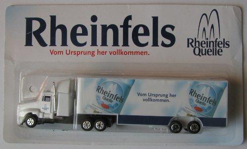 Rheinfels Quelle - Vom Ursprung her vollkommen, - Sammeltruck
