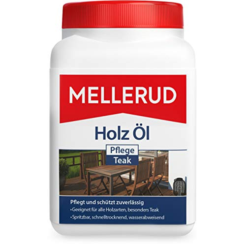Mellerud Holz Öl Pflege Teak 0.75 l