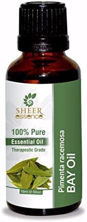 Top 10 Best pimenta racemosa essential oil Reviews