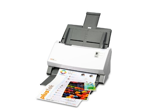 : Plustek Smartoffice PS406 Document Scanner