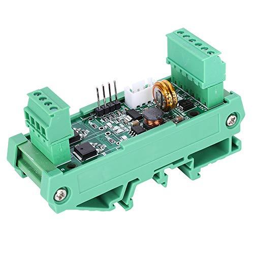 Controlador lógico programable complicado, Controlador Control Industrial 2 / 3K Transistor Opcional 2ad 0-10v Hecho de plástico para Controlador programable