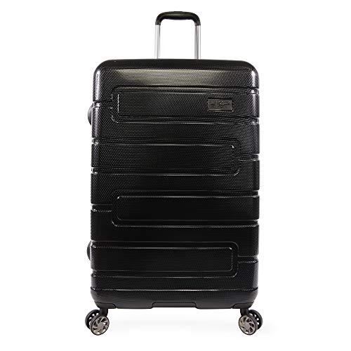 ORIGINAL PENGUIN Luggage Crimson 29' Hardside Check in Spinner, Black, One Size
