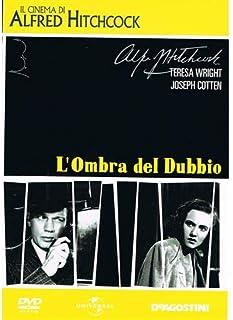 L'ombra Del Dubbio - DVD Editoriale Deagostini (Il Cinema Di Alfred Hitchcock)