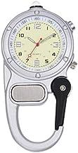 Loviver Mini Clip Microlight Horloge Draagbaar