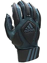 top rated Adidas Coach Destroyer Full Finger Line Man Gloves, Gray / Black, Large 2021