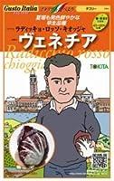 【ラディッキョ・ロッソ・キオッジャ】ヴェネチア 小袋(80粒)(トキタ種苗)