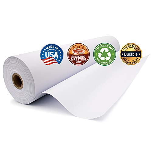 White Easel Paper Roll (17.75 inches x 175 feet), Acid-Free for Arts, Crafts, Drawing & Painting by Paper Pros