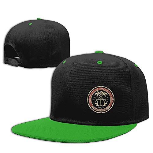 WYYCLD Fashion hat Cap Boys Girls Trucker Hat. University of American Samoa Law School Flat Bill Baseball Cap Hip-Hop