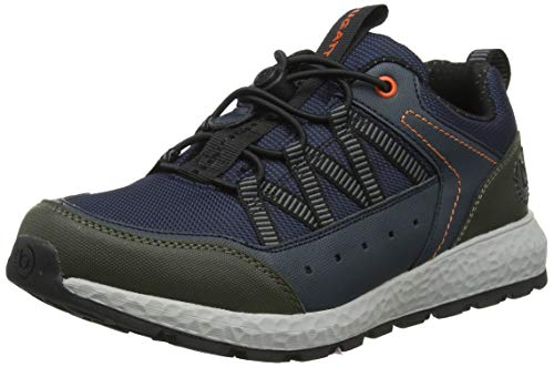 bugatti Herren 341589095000 Sneaker, Blau, 42 EU