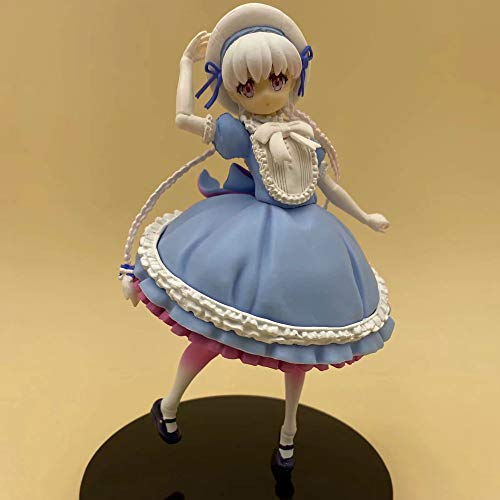 HYKCSS Anime Dolls Benghuai Academy 3 Otto Apocalypse Edición Estatua Muñeca Escultura Juguete Decoración Modelo Hecho a Mano Altura 26CM