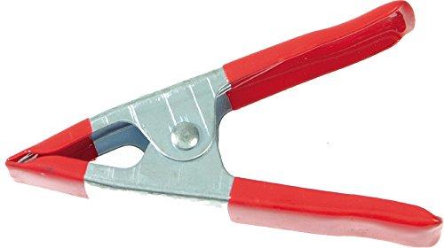 Preisvergleich Produktbild Profistar Leimzwinge verzinkt,  100 mm mit Schutzkappen,  02151410