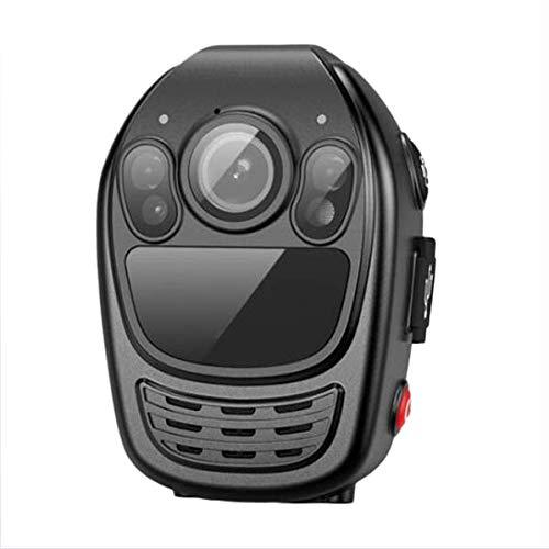 Body Worn Camera HD 1080P Cuerpo policial con visión Nocturna para la aplicación de la Ley Grabadora de Video Visión Nocturna IP67 Nivel de protección Pantalla LCD de 2,0 Pulgadas,16G
