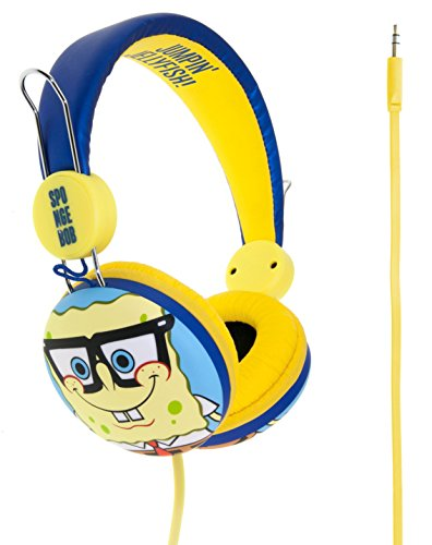 Spongebob Squarepants Headphones Bob Geek Official Licensed...