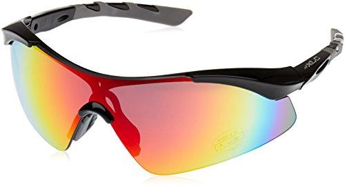 XLC Sonnenbrille Komodo SG-C09, schwarz/grau, Einheitsgröße