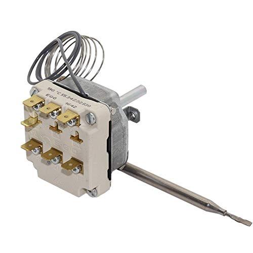 Valentine Zenith Freidora Eléctrica Termostato de Control 3-Phase Pensión Cantine- Ego 55.34232.030