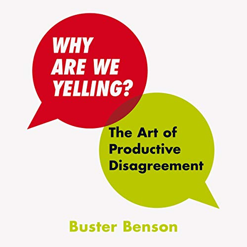 Why Are We Yelling audiobook cover art