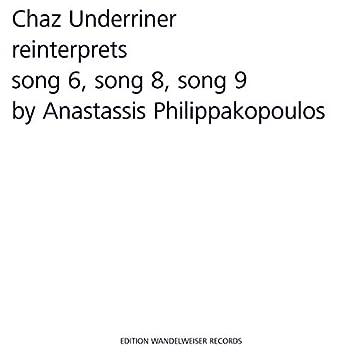Chaz Underriner reinterprets Anastassis Philippakopoulos