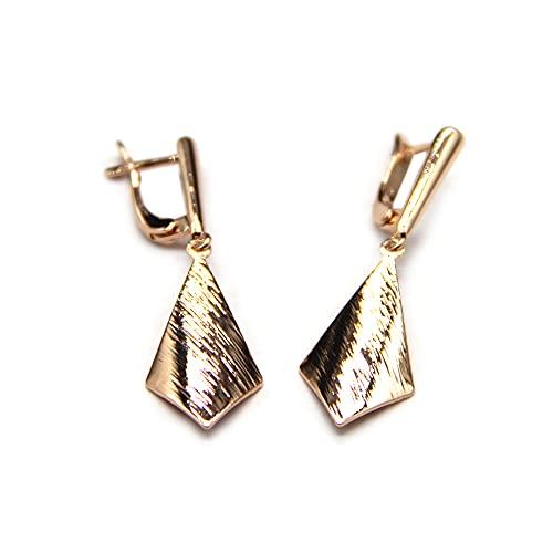 (sin marca) cobre chapado en oro 14K F0182100656 [Entrada paralela], M, Chapado en oro de 14 quilates,