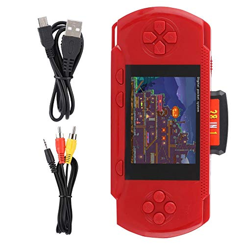 NITRIP ABS PVP Portable Handheld Digital Game Console Video Game Console with Game Card