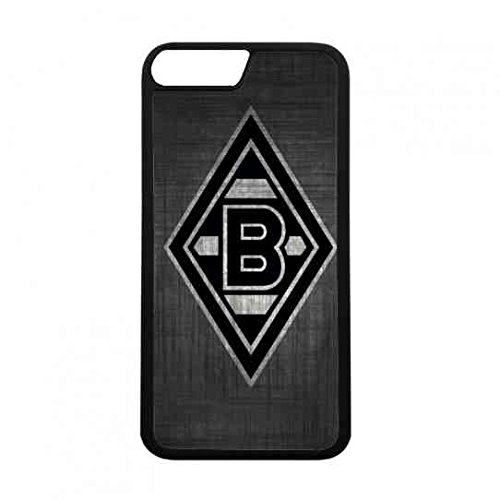 FußBall Club VfL Borussia MöNchengladbach Handy ZubehöR,Apple iPhone 7 Bundesliga HüLle,Ultra DüNne Silikon Tpu Skin HüLle,FC Borussia MöNchengladbach Logo HandyhüLle