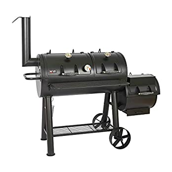 Mayer Barbecue Raucha 20 Longhorn Smoker Ms 600 Master