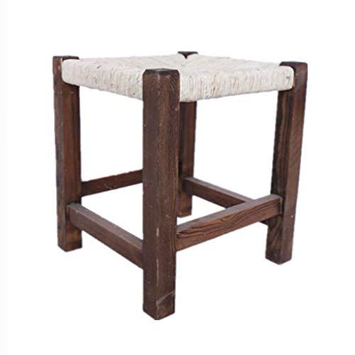 Gewatteerde voetenbank gewatteerde voetenbankje, sofakruk, voetenbankje, draagbaar zitje voor thuis, ruimtebesparende multifunctionele kruk, rotan tea, kruk, eettafel, kruk, koffie, sofa, kruk