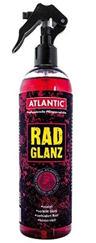 Atlantic Radglanz Fahrradreiniger 200 ml mit Sprühkopf Reinigungs- + Pflegeöl