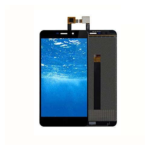 Pantalla teléfono inteligente Ajuste Para Pantalla LCD Fit For UMI MAX + Digitalizador Pantalla Táctil + Montaje Marco Medio 100% Original LCD + Touch Digitizer Táctil Fit For MAX LCD Pantalla Táctil