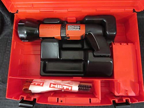 Hilti DX 600N Heavy-Duty Single Cartridge Powder-Actuated Tool - 6059