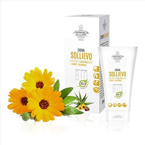 La Farmacia Delle Erbe Crema Sollievo Bio 50 ml