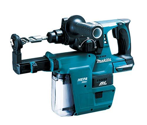 マキタ(Makita) 24ミリ充電式ハンマドリル 18V バッテリ・充電器別売・ケース付 HR244DZKV