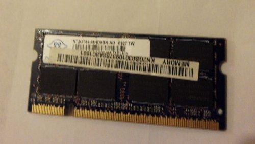 Nanya Arbeitsspeicher 2 GB PC2-6400 800 mhz DDR2 Notebook, 1 x 2 GB Modul, neu