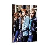 SUSN Vintage-Poster Sex Pistols Poster, Musikposter,