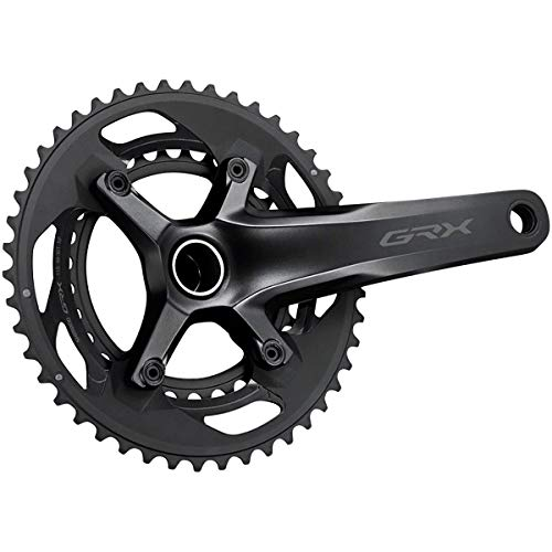 in budget affordable SHIMANO 2X11 Speed Road Crank – FC-RX600-11 (172.5mm, 46-30T)